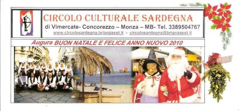 Auguri Di Natale In Sardo Campidanese.Invito Alla Festa Popolare Sarda Di Vimercate 10